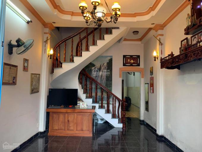 Cho thuê nhà có nội thất, hẻm xe hơi Phạm Văn Chiêu - Gò Vấp 3PN 2WC - DTSD 100m2 ảnh 0