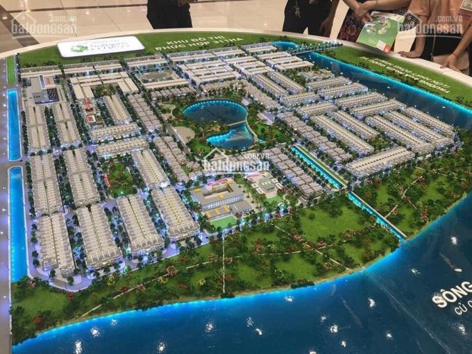 Bán đất nền dự án tại khu dân cư Đức Hòa, giá rẻ thổ cư 100% đất có sổ ảnh 0