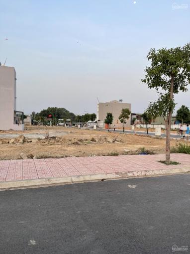 Bán đất đẹp ngay MT Dương Văn Thì, Phú Hữu, Nhơn Trạch, giá 875 tr/85m2 TC 100% trả đủ cầm sổ về ảnh 0