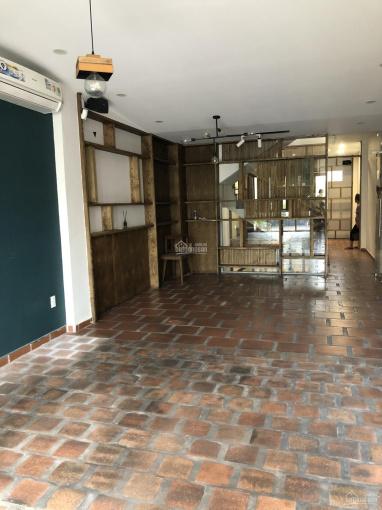 Mặt tiền Võ Oanh 4.5x20m trệt suốt - 4 lầu 7PN làm cafe + VP công ty thiết kế, TT Anh ngữ ảnh 0