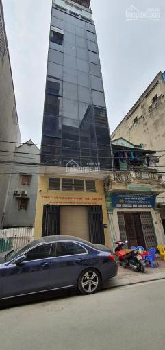 Siêu phẩm Nguyễn Xiển 8 tầng cầu thang máy, thông sàn kinh doanh đỉnh, đường 8m ô tô đỗ ngày đêm ảnh 0