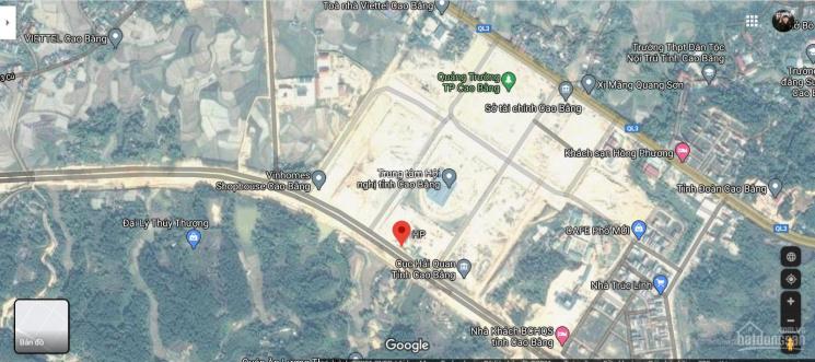 Siêu phẩm đầu tư tại trung tâm hành chính mới TP Cao Bằng sổ đỏ từng lô. Giá đợt 1 siêu rẻ ảnh 0