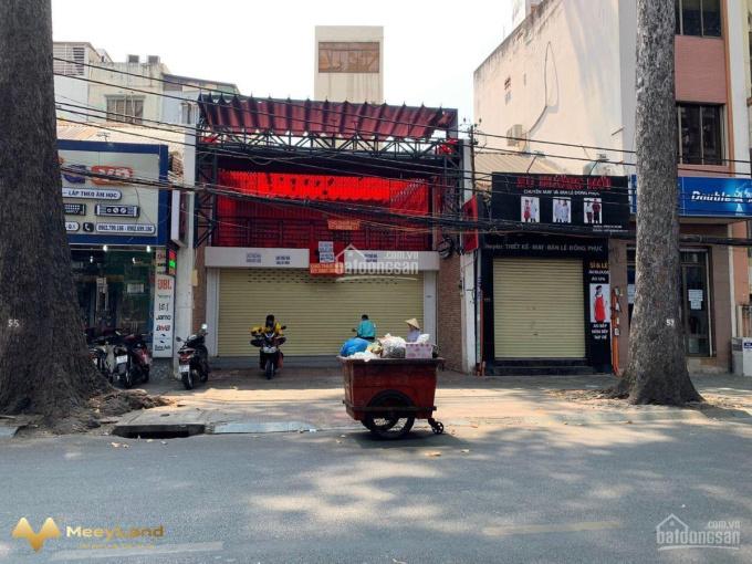 Cho thuê MT 107-109 Trần Quang Khải, Quận 1, 8x20m, 1 trệt 1 lầu, DTSD: 350m2, giá 110 triệu/tháng ảnh 0