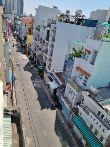 Nhà phố trệt + lửng+ 3 lầu+ sân thượng MT ĐS 15 CX Ngân Hàng, P. Tân Thuận Tây, Q7 ảnh 0