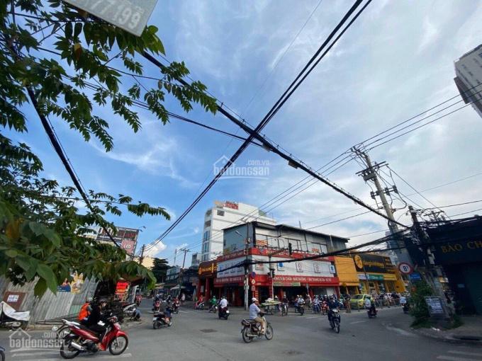 Cho thuê nhà góc 2MT D2 & Ung Văn Khiêm, Bình Thạnh, 19x10m, 1 lầu, DTSD 380m2, giá 150 triệu/tháng ảnh 0