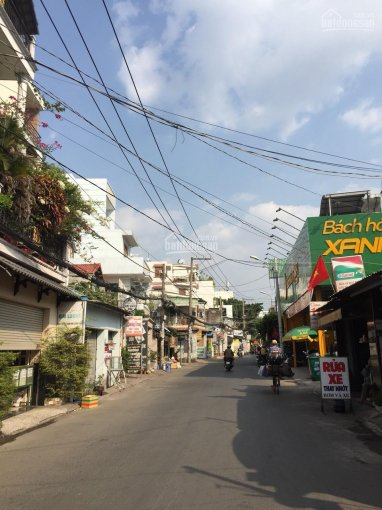 Bán nhà mặt tiền đường số phường 16 Gò Vấp ảnh 0