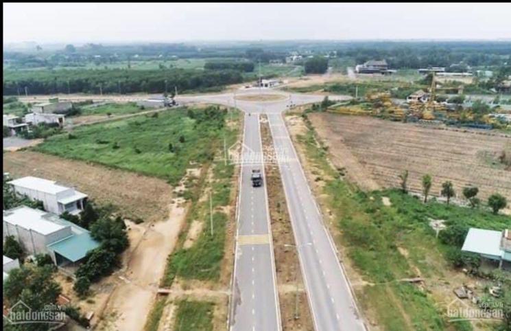 Cần bán gấp lô đất gần cổng ga Metro, LK KCN Giang Điền, SHR, XDTD giá chỉ 699tr. LH 0932070692 ảnh 0