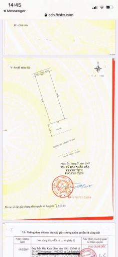 Bán lô 168 Thăng Long, Hòa Cường Nam, Hải Châu, Đà Nẵng ảnh 0