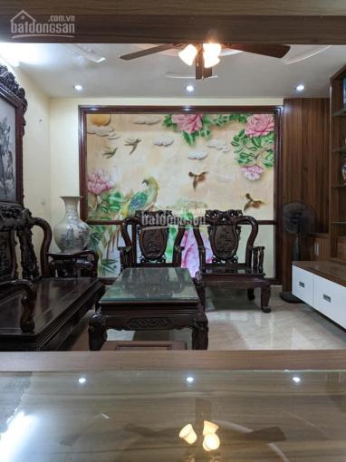 Bán nhà Hoàng Đạo Thúy, Thanh Xuân, ô tô đỗ cửa, Kinh doanh đỉnh, 55m2 5 tầng, giá siêu rẻ 6,75 tỷ ảnh 0