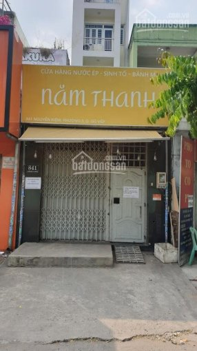 Cho thuê mặt bằng, mặt tiền Nguyễn Kiệm, Gò Vấp - ngay bệnh viện 175 ảnh 0