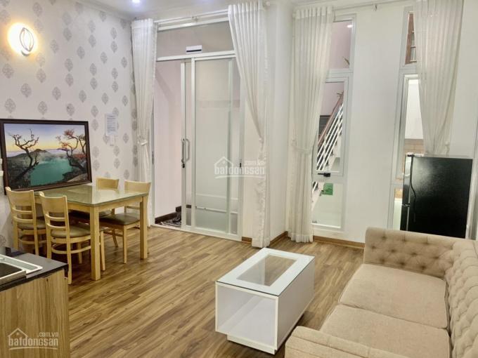 Cho thuê căn hộ 55m2 phòng ngủ riêng biệt đường Núi Thành gần cầu Trần Thị Lý trung tâm ảnh 0