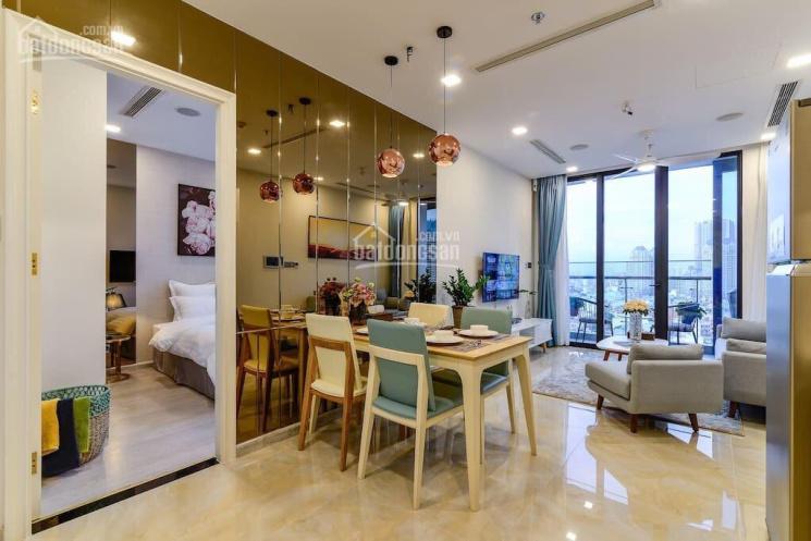 Cho thuê căn hộ Vinhomes Central Park 56.2m2 1PN tòa Park 7 view sông ảnh 0