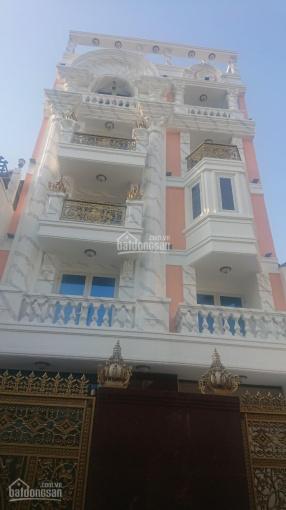 Cho thuê nhà Trần Quang Khải, Tân Định Q1. DT: 8.2x17m 1 hầm 5 lầu, nhà mới giá chỉ 150tr ảnh 0