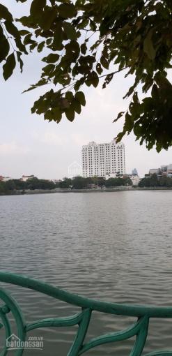 Bán nhà mặt phố Quảng An, Tây Hồ, sổ đỏ 330m2, xây biệt thự 4 tầng mặt tiền 15m đẹp ảnh 0