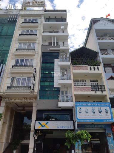 Bán nhà mặt tiền Nguyễn Văn Giai, P Đa Kao Q1. DT: 4.5*20m trệt 5 lầu giá 32 tỷ TL ảnh 0