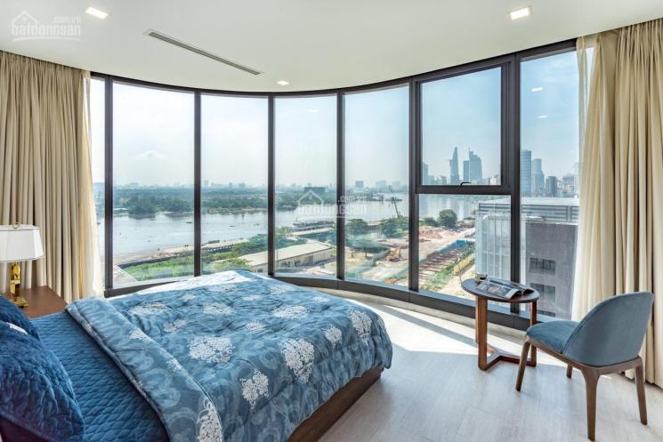 Cho thuê căn hộ Vinhomes Central Park 116.4m2 3PN tòa Park 7 view sông. ảnh 0