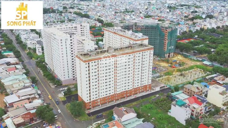 Chính chủ bán căn hộ Green Town Bình Tân 3 phòng ngủ, PK rộng rãi, DT 91.74m2, giá 2.23 tỷ ảnh 0