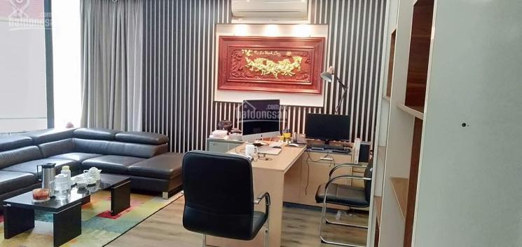 Bán tòa nhà văn phòng phố Nguyên Hồng, Huỳnh Thúc Kháng, 8 tầng thang máy, giá chỉ hơn 30 tỷ ảnh 0