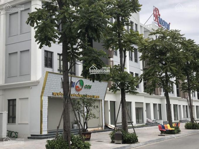 Chủ nhà cho thuê nguyên căn Shophouse 4 tầng X 99m2, giá hạt dẻ, vị trí trung tâm tại The Manor ảnh 0