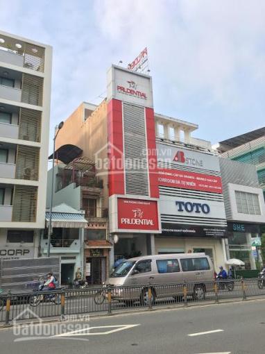 Bán nhà mặt tiền An Dương Vương - Nguyễn Văn Cừ Phường 4, Q5 DT : 4.2 x 20m, vuông vức 39 tỷ TL ảnh 0