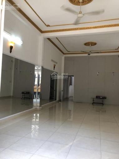 Cho thuê nhà mặt tiền 14m đường Lê Văn Thọ gần công viên Làng Hoa, P11, Gò Vấp ảnh 0