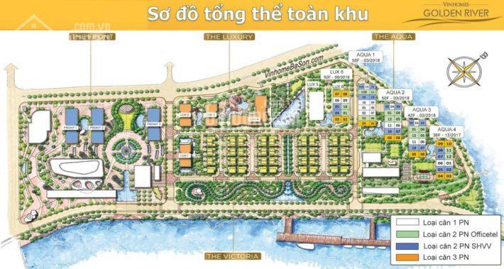 Bán căn hộ 3PN tòa Luxury 6 view trực diện sông, công viên và trung tâm Quận 1 giá 24 tỷ ảnh 0