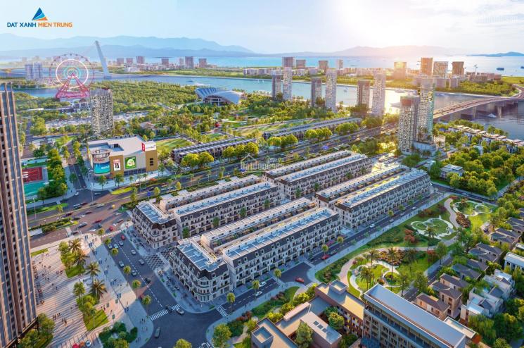 Dự án Regal Pavillon của Đất Xanh Miền Trung ngay trung tâm Quận Hải Châu, đối diện Lotte Mart ĐN ảnh 0