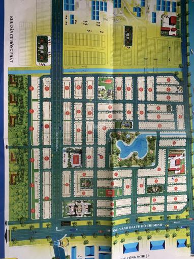 Bán đất nền khu dân cư Đức Hòa Residence (Đức Hòa III Resco) vị trí đẹp có sổ giá rẻ ảnh 0