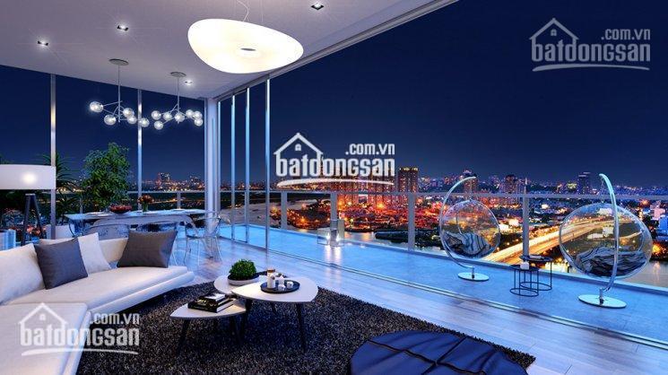 Bán căn hộ penthouse Đồng Khởi, 300m2, view sông view toàn cảnh Sài Gòn sổ hồng, 0977771919 ảnh 0