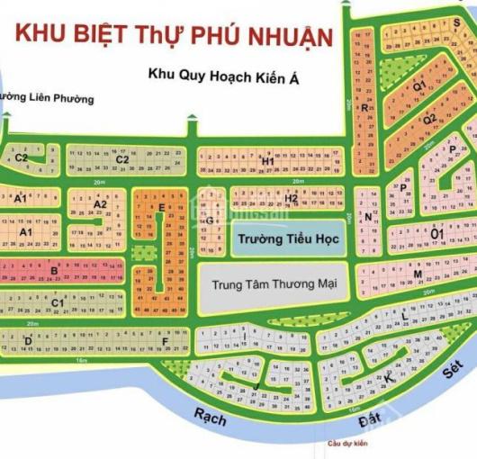 Bán đất: D/A Phú Nhuận, Quận 9, TP Thủ Đức ảnh 0