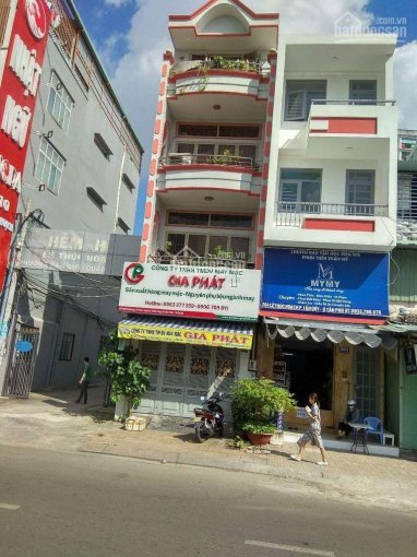 Cho thuê nhà mới góc 2 MT Lê Thúc Hoạch, Tân Phú. DT: 250m2 (giá thuê 22tr/th) ảnh 0
