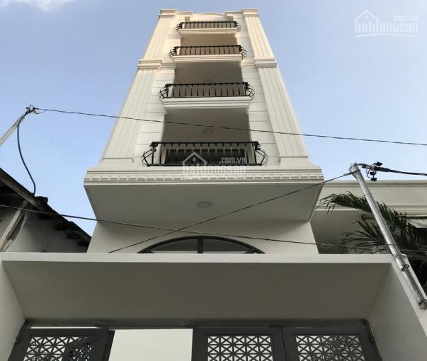 Bán nhà HXH đường Võ Thị Sáu Q3: tòa nhà 5L (4x20m) thiết kế C.Âu, 9 căn hộ dịch vụ + 2 penhouse ảnh 0