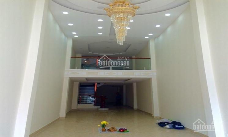 Cho thuê nhà mặt tiền, 3x24m, 3 tầng, Lê Quang Định, Bình Thạnh, 45 triệu/tháng ảnh 0