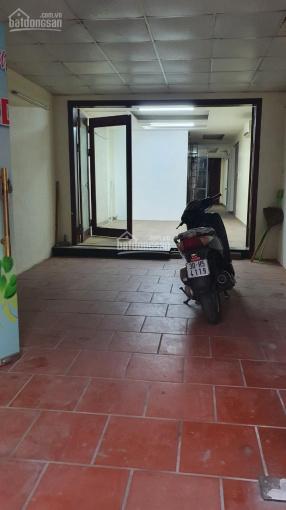Cho thuê liền kề Văn Quán 100m2, 4 tầng, 18tr xe công đỗ cửa ảnh 0