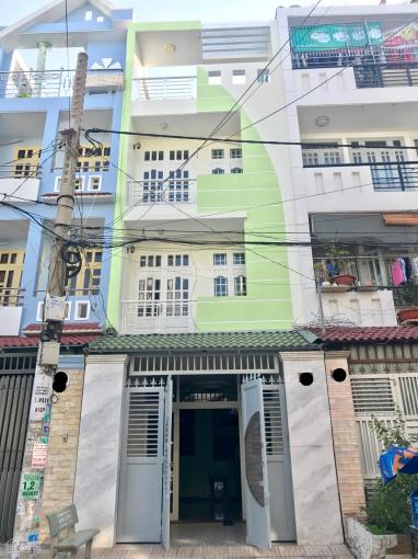 Bán nhà MTNB khu Bình Phú 1, Quận 6 ảnh 0
