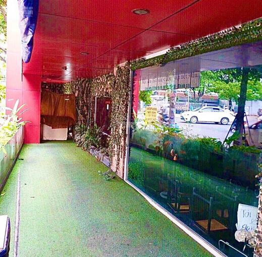 Cho thuê nhà ngã 3 mặt tiền Nơ Trang Long, Bình Thạnh. Miễn phí 1 năm tiền nhà 18x22m 1 trệt 3 lầu ảnh 0