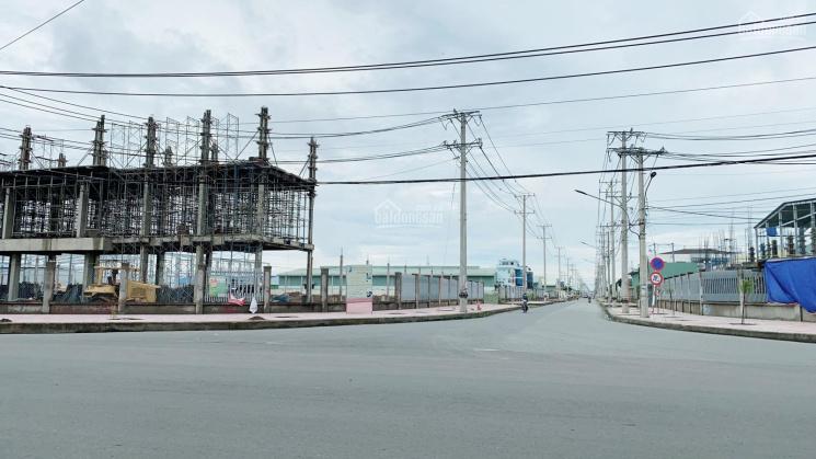 Cần bán lô đất 5x21m, 5x26m,... KDC Tân Đô, giá thấp hơn môi giới ngoài 200tr ảnh 0
