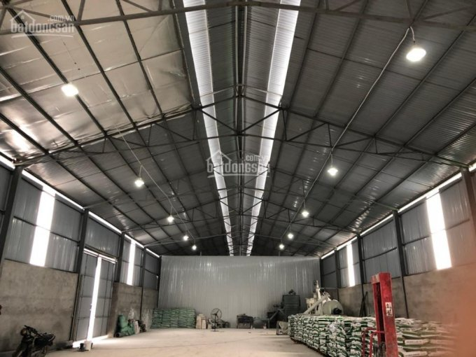 Cho thuê kho (200m2) mới xây dựng xong, container vào 24/24 quận Bình Tân ảnh 0