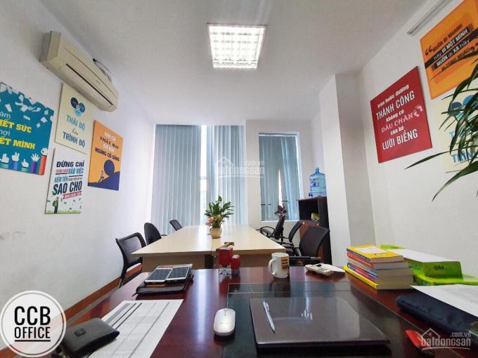 Cho thuê văn phòng full nội thất, miễn phí dịch vụ rẻ nhất KV Trần Thái Tông, Cầu Giấy từ 4tr/tháng ảnh 0