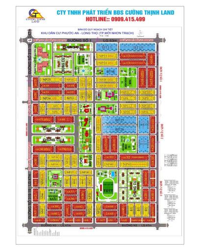 Bán nhanh đất nền HUD, XDHN, Ecosun, Thành Hưng, giá cao, LH: 0909415499 ảnh 0