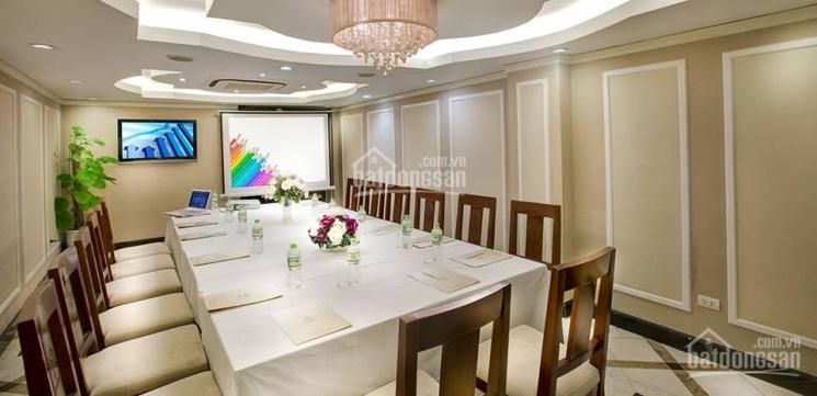 Bán nhà mặt phố Lương Văn Can sát hồ Hoàn Kiếm, sổ đỏ 90m2 xây mới 7 tầng mới cho thuê 140tr/th ảnh 0