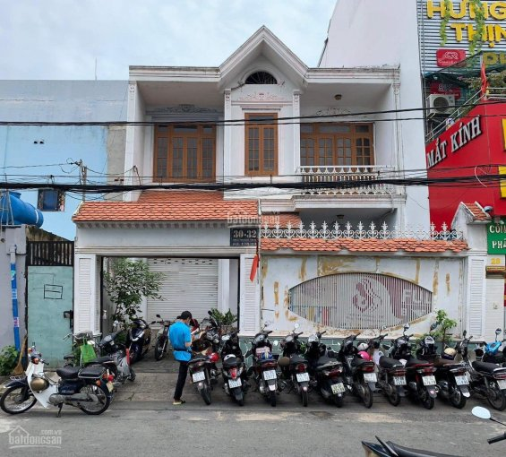 Mặt tiền đường Trịnh Lỗi, Phường Phú Thọ Hoà, Quận Tân Phú, DT: 8.55x20m 2 lầu, giá: 17.5 tỷ ảnh 0
