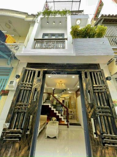 CC bán nhà 2 tầng HXH Nhật Tảo, P 7, Quận 10 - nhà đẹp - giấy tờ ĐĐ. Đang cho thuê tốt, chỉ: 6.5 tỷ ảnh 0