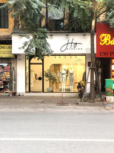 Cho thuê cửa hàng MP Triệu Việt Vương, DT 120m2, MT 5.5m, nhà thông, vuông vắn, giá 48Tr (TL) ảnh 0