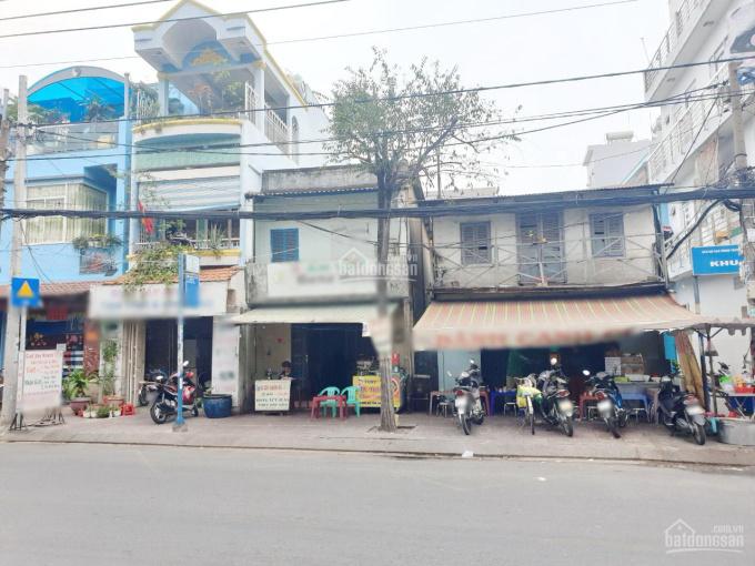Nhà 1 lầu mặt tiền khu kinh doanh sầm uất Hưng Phú P9 Q8 ảnh 0