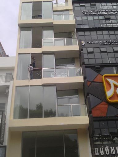 Bán nhà HXH 6m Cách Mạng Tháng 8, Q. 10, cách mặt tiền 30m (DT: 6x20m) 5 lầu thang máy ảnh 0