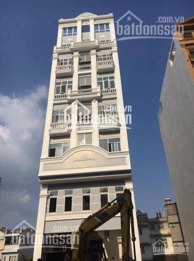 Cần bán nhà hẻm 5m Huỳnh Đình Hai, P14, Bình Thạnh. DT 5.2x23m 6 tầng, 20 phòng, thu nhập 80tr ảnh 0