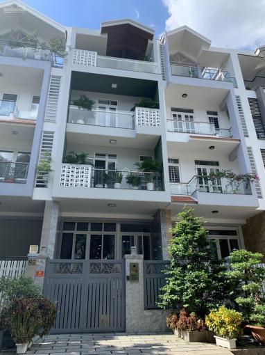 Cần cho thuê nhà phố 5x20m khu Him Lam, có thang máy giá 40 triệu/tháng 0901061368 ảnh 0
