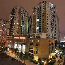 Bán chung cư Comatce Tower 61 Ngụy Như Kon Tum, Nhân Chính căn A4-B3 vị trí rất đẹp. Giá 25,8tr/m2 ảnh 0