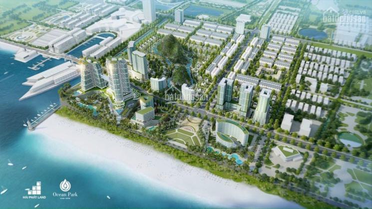 Đầu tư đất nền dự án Ocean Park, vị trí trung tâm Vân Đồn đón sóng thông cao tốc. Sổ đỏ lâu dài ảnh 0
